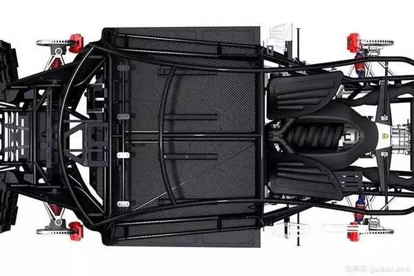 全世界你见所未见闻所未闻的7辆超级跑车(2)