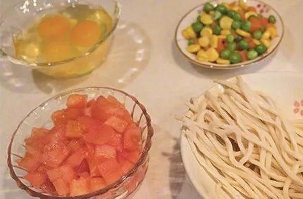 番茄打卤面怎样做好吃?多加一个步骤,立马口味升级,快来试试吧