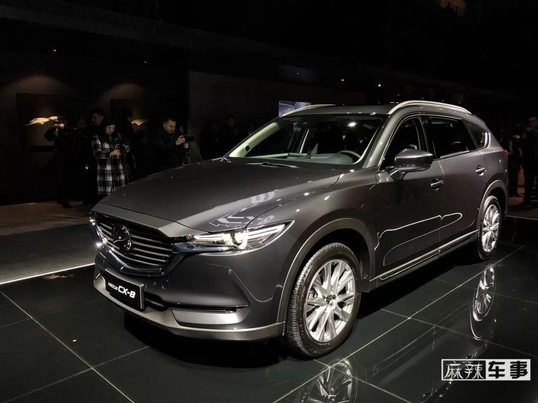 自古偏执出天才,长安马自达CX-8以25.88万成为大7座SUV的新选择