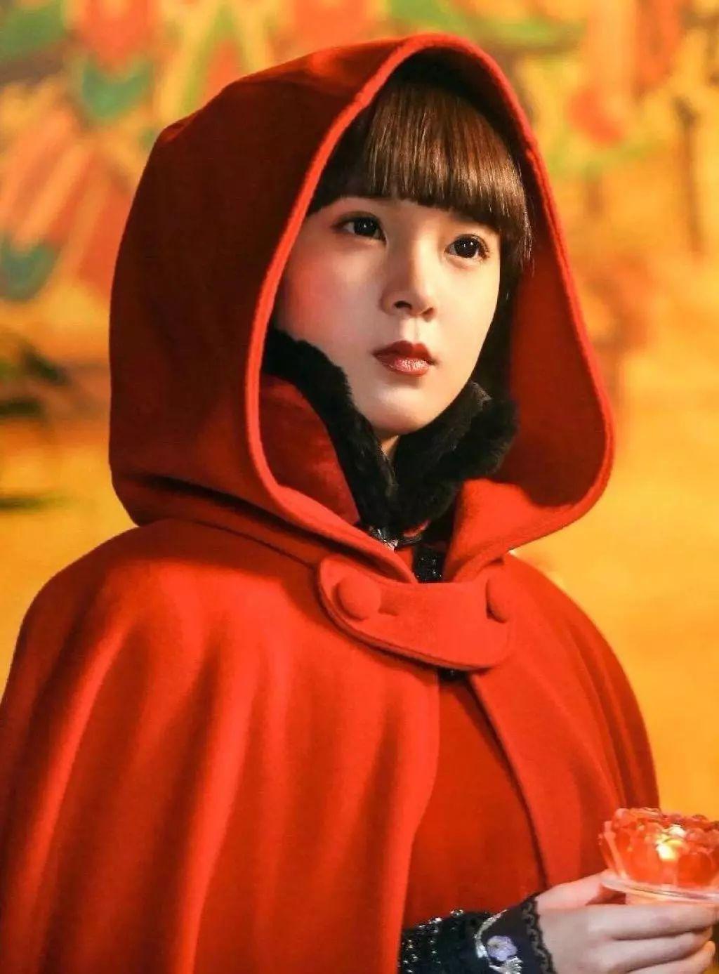 陈瑶和徐璐撞造型,一个冷艳高贵不过大家还是喜欢她